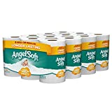 Image of Angel Soft Toilet Paper, Bath Tissue, 24 Mega Rolls