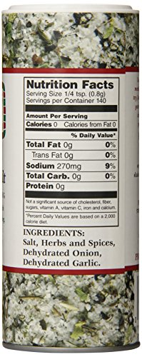 Jane's Krazy Mixed Up Salt, 4-Ounce Unit (Pack of 12) by Jane's Krazy (Image #3)