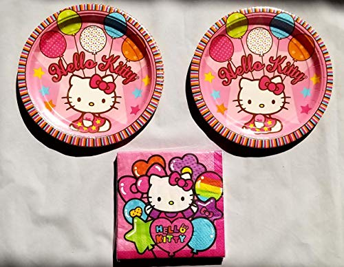 Designware Hello Kitty Party Supplies Pack 16 9