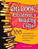 The Big Book of Children's Reading Lists, Nancy J. Keane, 1591583349