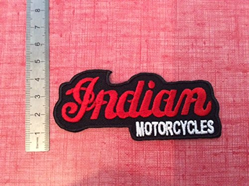 ECUSSON PATCHES AUFNAHER TOPPA THERMOCOLLANT INDIAN MOTORCYCLES 2