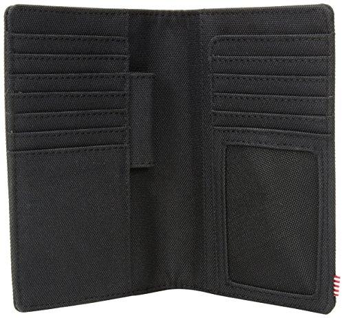 513ptiml4uL - Herschel Search RFID Passport Holder, black