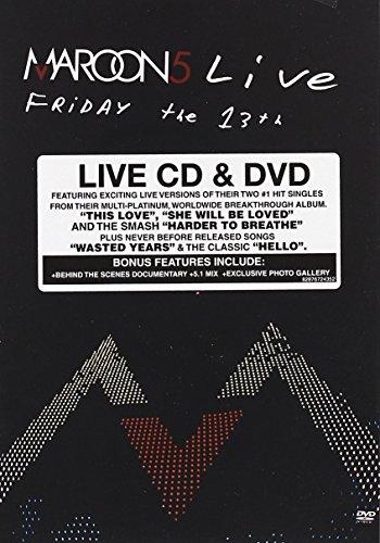Friday The 13th: Live at the Santa Barbara Bowl [DVD]