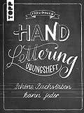Handlettering Übungsheft: Schöne Buchstaben kann jeder