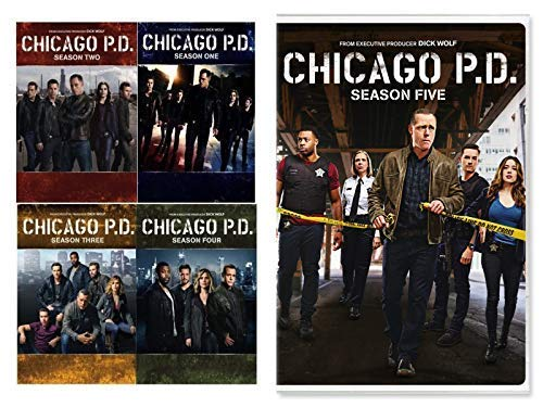 Chicago PD: The Complete Series Seasons 1-5