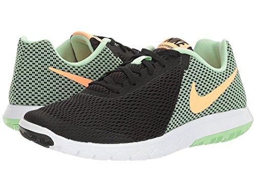 Nike Flex Experience RN 6 Black/Sunset Glow/Fresh Mint/Wh...