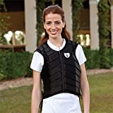 Tipperary Eventer Vest Adult Small Black