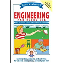 Janice VanCleave's Engineering for Every Kid (Science for Every Kid Series) by Janice VanCleave (11-May-2007) Paperback