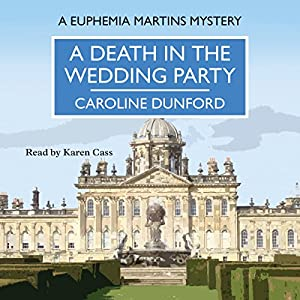 A Death in the Wedding Party Audiobook