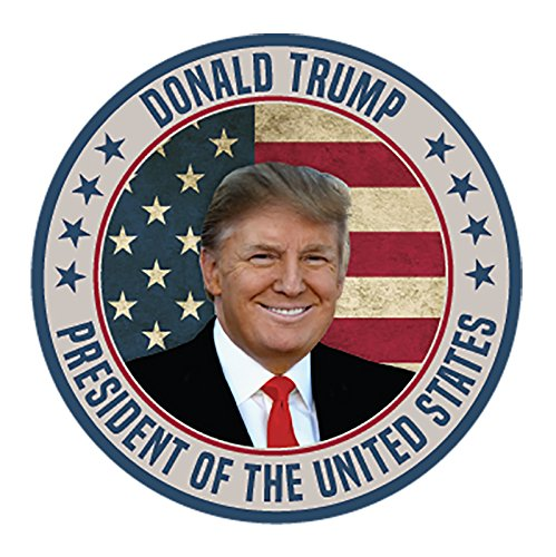 Wet Paint Printing + Design Pro Trump Bumper Sticker Decal