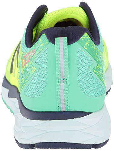 W1500 Lime Glow In New Balance Dames / Levendige Jade / Dark Denim