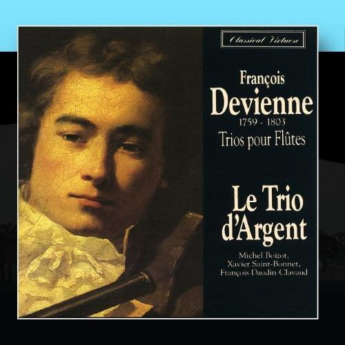François Devienne - Trios Pour ()