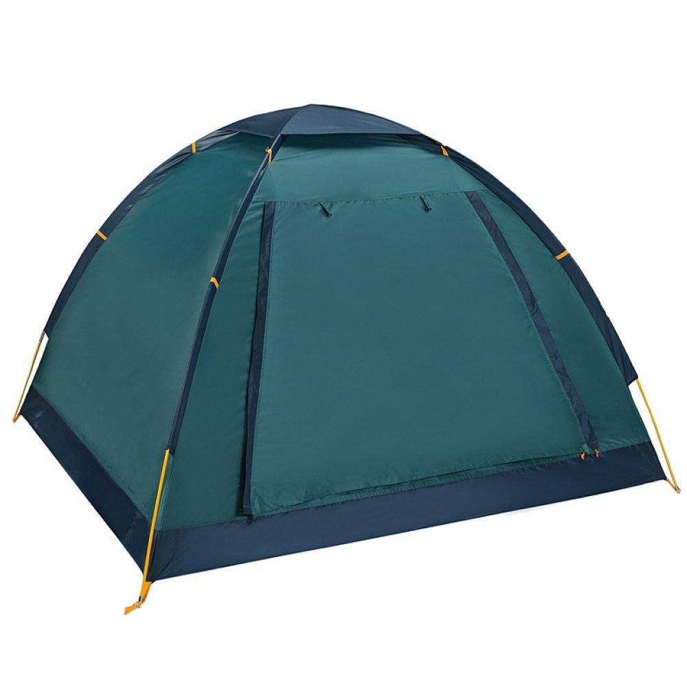 JIAN Zelte Winddicht Outdoor Wasserdicht Winddicht Zelte Anti-UV Selbstantrieb Outdoor-Ausrüstung,Yellow d21ba1
