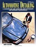 Automotive Detailing, Don Taylor, 1557882886