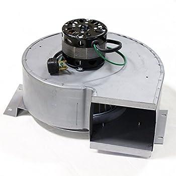 Reversomatic Bathroom Ventilation Exhaust Fan Motor Blade