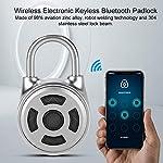 Serratura-Combinazione-Universale-Bluetooth-Lucchetto-Senza-Fili-di-Sicurezza-in-Metallo-Serratura-Keyless-Blocco-Password-di-Controllo-APP-Blocco-Bici-Serratura-Bagaglio-Serratura-dellArma