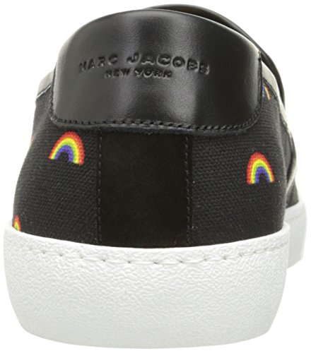 Marc Jacobs Para Hombre S87ws0233 Oxford Rainbow Black