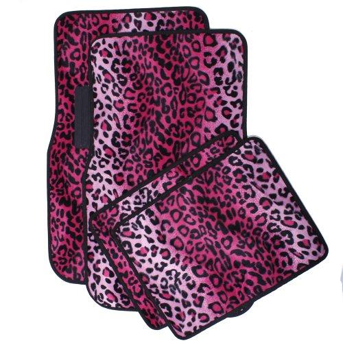 car floor mat pink - 6