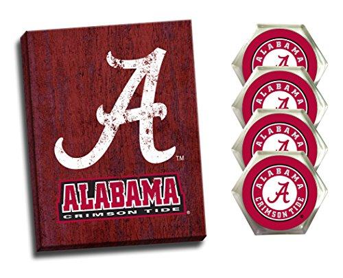 Alabama Crimson Tide Home Decor Pack of 11