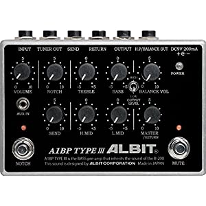 ALBIT A1BP TYPE III
