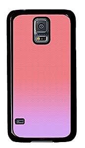 cute Samsung S5 cover Girly Pink Background Cool PC Black Custom Samsung Galaxy S5 Case Cover wangjiang maoyi