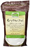 #3: NOW Foods Erythritol Natural Sweetener, 1 lb
