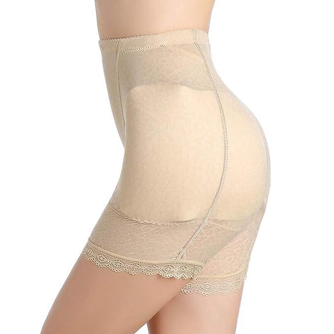 DDJX Pantalones Moldeadores Fajas Alargar Style Ladies Lace ...