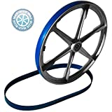 New Heavy Duty Band Saw Urethane 2 Blue Max Tire Set 2 REPLACES DELTA PART NUMBER 419-96-094-0001