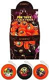 12 x Mini Return Top Yo Yo Halloween