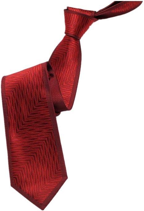Xzwdiao Corbatas Hombre 8.5 Cm Vestido Negocio Carrera Boda ...