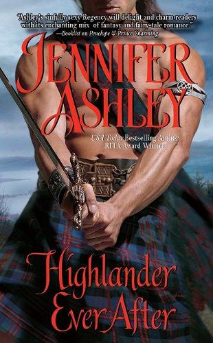 book cover of Highlander Ever After