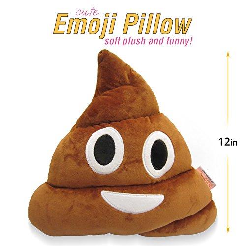 Amazon.com: Almohadas con emojis: Home & Kitchen