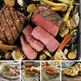 Omaha Steaks Family Value Pack