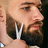 BEARD NINJA - Professional beard scissors for