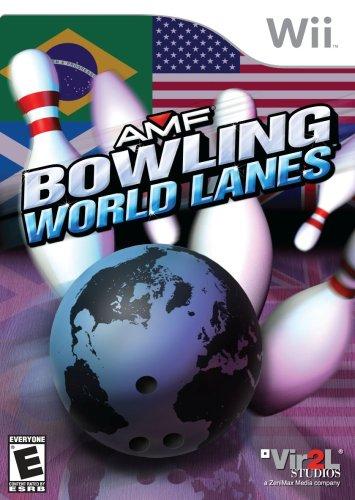 AMF Bowling World Lanes