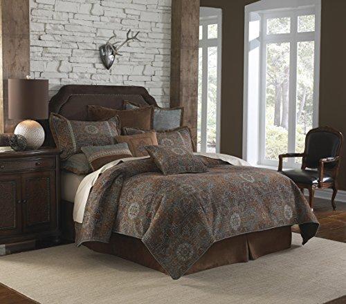 Bronze Comforter Set - 6