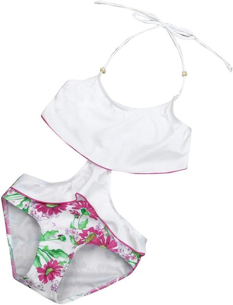 OverDose Niño Niños Niñas Tankini Bikini Traje de baño Traje ...