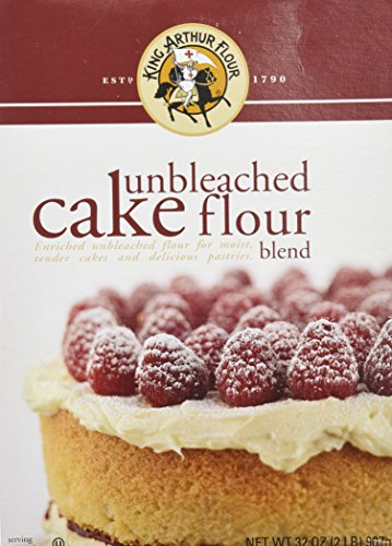 King Arthur Unbleached Cake Flour Blend - 32 oz