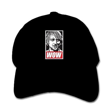 M-shop Wow Its Owen Wilson - Gorras de béisbol para Hombre y ...