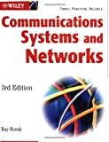 Communications Systems and Networks, Ray Horak, 0764548999