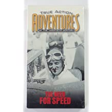 True Action Adventures - The Need for Speed