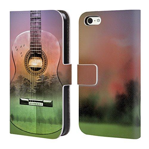 Officiel Mark Ashkenazi Carte Musique Étui Coque De Livre En Cuir Pour Apple iPhone 5c