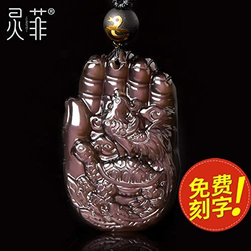 Kaiguang 2019 Turtle Phoenix Age Protection Pendant is a Snakes Breaking Huachong Tai Year Old Mascot dissolves The Hang Men and Women