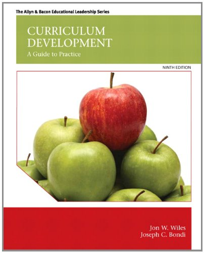 133572323 - Curriculum Development: A Guide to Practice (9th Edition)