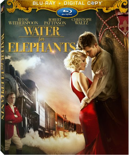 Water for Elephants (+ Digital Copy) [Blu-ray]