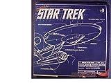 STAR TREK (INSIDE STAR TREK)(TV SHOW CONFIDENTIAL INFORMATION LP, 1976)