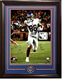 Evan Engram Autographed Signature 16x20 Photo Framed Giants Coin Rookie Rare Ins - JSA Certified