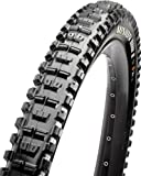 Maxxis EXO Dual Compound Minion DHR II Tubeless Folding Tire, 26 x 2.3-Inch
