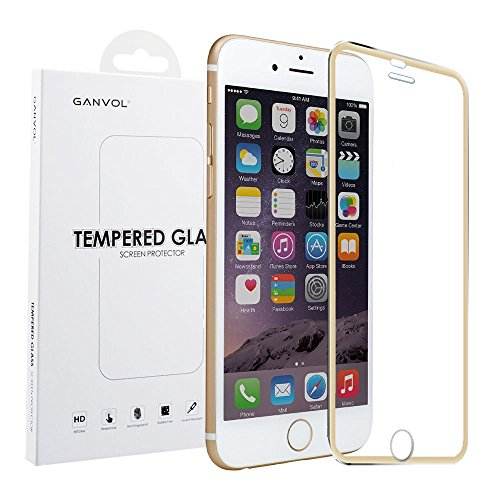 iphone 6 gold rim - 9