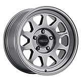 "Method Race Wheels 316 Gloss Titanium 17x8.5 5x5, 0mm Offset 4.75"" Backspace, MR31678550800"